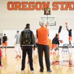 Oregon State University Visit – May 2015