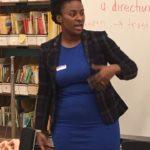 Heartfelt Thank You to Dr. Alicia Moreland-Capuia for Visiting Academy