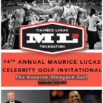 14th Annual Maurice Lucas Celebrity Golf Invitational Presented by Wildhorse Resort & Casino